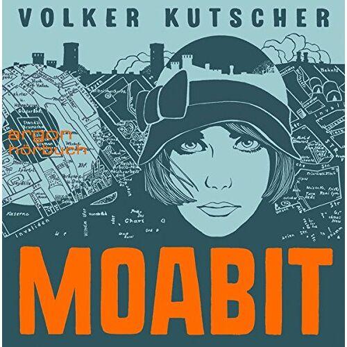 Volker Kutscher - Moabit - Preis vom 09.04.2021 04:50:04 h