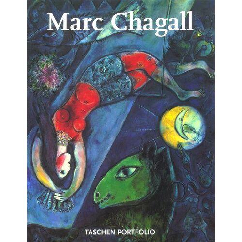Marc Chagall - Marc Chagall. Portfolio: Posterbuch mit 14 Postern (Portfolio (Taschen)) - Preis vom 20.10.2020 04:55:35 h