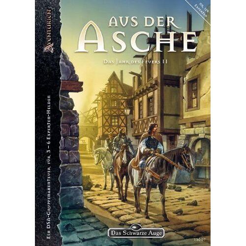Lena Falkenhagen - Das Schwarze Auge. Aus der Asche 2. Das Jahr des Feuers: BD 2 - Preis vom 20.10.2020 04:55:35 h
