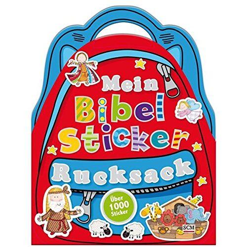 - Mein Bibel-Sticker-Rucksack - Preis vom 28.02.2021 06:03:40 h