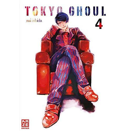 Sui Ishida - Tokyo Ghoul 04 - Preis vom 03.05.2021 04:57:00 h