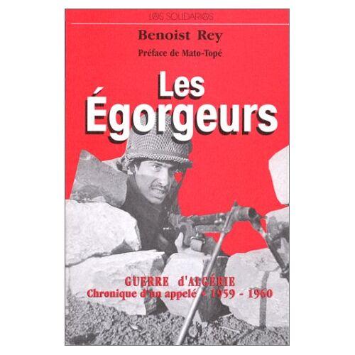 Benoist Rey - Les égorgeurs - Preis vom 20.10.2020 04:55:35 h