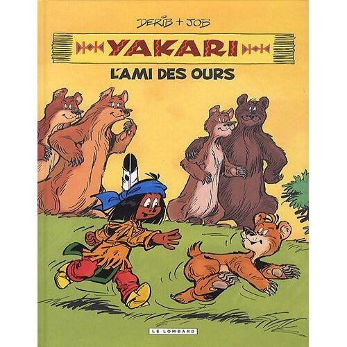 Derib - Yakari Yakari : l'ami des ours - Preis vom 29.03.2020 04:52:35 h