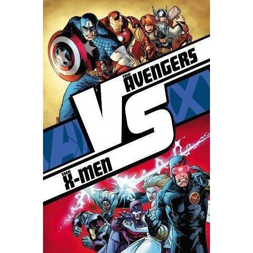Jason Aaron - Avengers vs. X-Men (Avengers Vs. the X-men) - Preis vom 23.10.2020 04:53:05 h