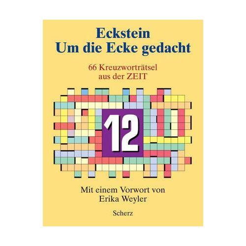 Eckstein - Um die Ecke gedacht 12. 66 Kreuzworträtsel aus der ZEIT - Preis vom 20.01.2021 06:06:08 h