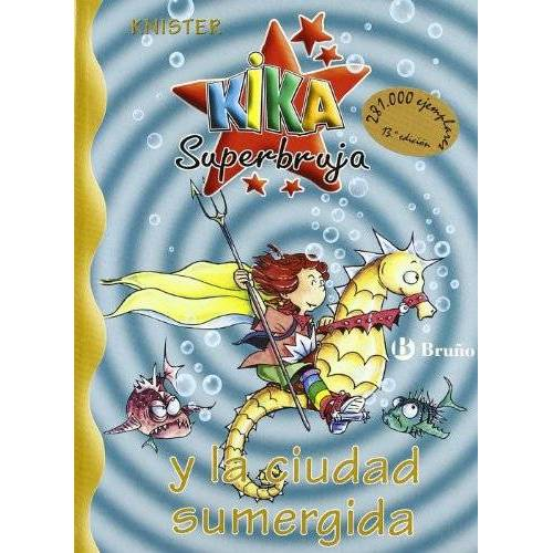 Knister - Kika Superbruja y la ciudad sumergida (Kika Superbruja / Kika Superwitch) - Preis vom 26.01.2021 06:11:22 h