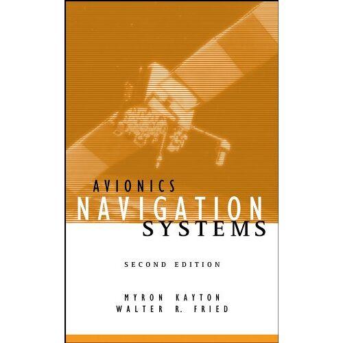 Myron Kayton - Kayton, M: Avionics Navigation Systems - Preis vom 05.09.2020 04:49:05 h