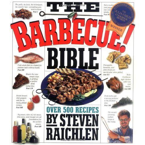 Steven Raichlen - Barbecue Bible - Preis vom 25.02.2021 06:08:03 h