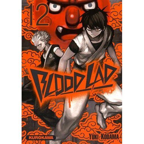 Yûki Kodama - Blood Lad, Tome 12 : - Preis vom 24.02.2021 06:00:20 h