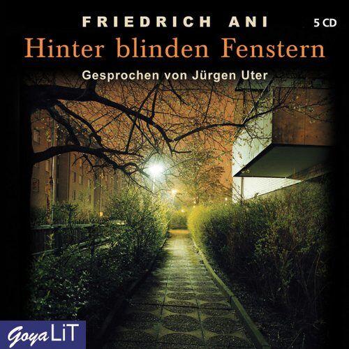 Friedrich Ani - Hinter blinden Fenstern - Preis vom 21.10.2020 04:49:09 h