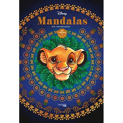 - Art-thérapie Disney Mandalas: 100 coloriages (Heroes) - Preis vom 22.10.2020 04:52:23 h