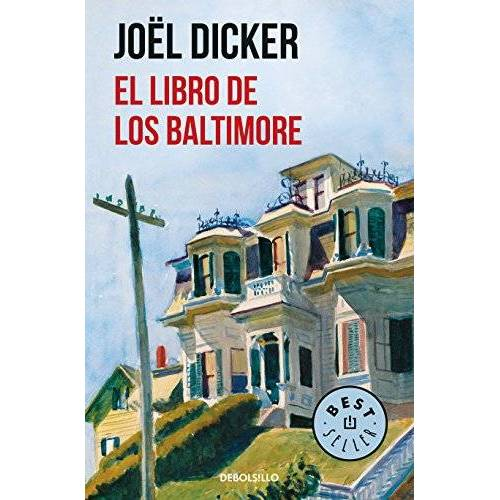 Joël Dicker - El libro de los Baltimore / The Book of the Baltimores - Preis vom 20.10.2020 04:55:35 h