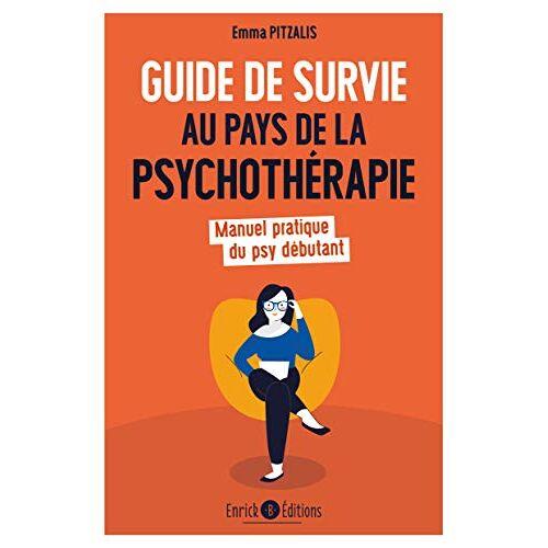 - Guide de survie au pays de la psychothérapie - Preis vom 11.05.2021 04:49:30 h