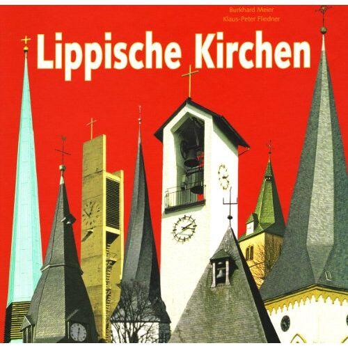 Klaus-Peter Fliedner - Lippische Kirchen - Preis vom 14.05.2021 04:51:20 h