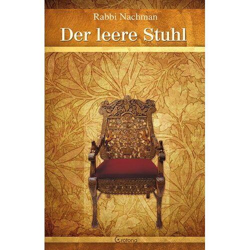 Rabbi Nachman - Der leere Stuhl - Preis vom 03.05.2021 04:57:00 h