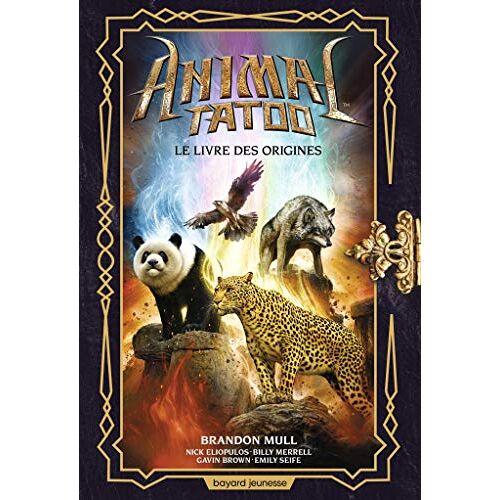 Collectif - Animal Tatoo hors série, Tome 01: Le livre des origines (Animal Tatoo hors série (1)) - Preis vom 26.02.2021 06:01:53 h