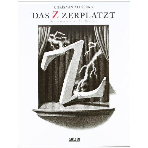 Chris Van Allsburg - Das Z zerplatzt - Preis vom 24.02.2021 06:00:20 h