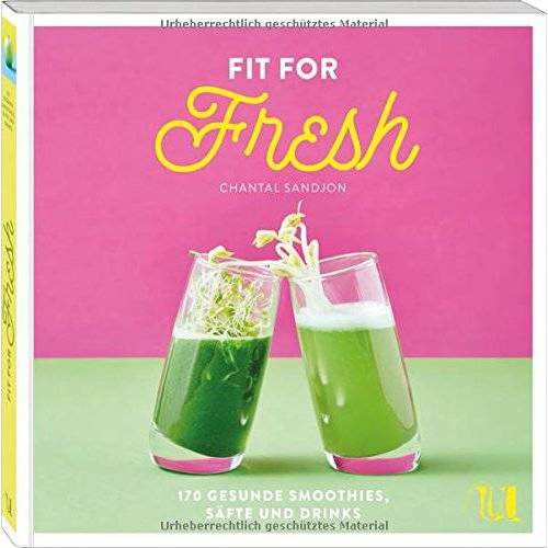 Chantal Sandjon - Fit for Fresh - Preis vom 05.09.2020 04:49:05 h