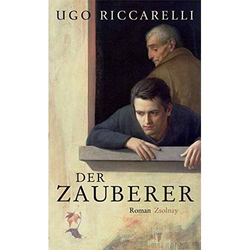 Ugo Riccarelli - Der Zauberer: Roman - Preis vom 20.10.2020 04:55:35 h