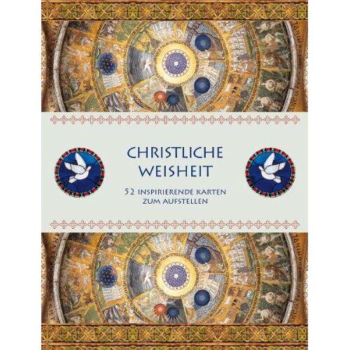 - Christliche Weisheit: Kartenset - 52 inspirierende Karten zum Aufstellen - Preis vom 07.12.2019 05:54:53 h