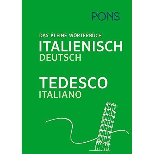 - PONS Das kleine Wörterbuch Italienisch: Italienisch-Deutsch / Deutsch-Italienisch - Preis vom 28.01.2020 05:57:10 h