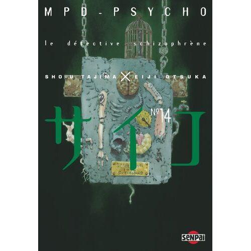Sho-U Tajima - MPD-Psycho., Tome 14 : - Preis vom 24.01.2021 06:07:55 h