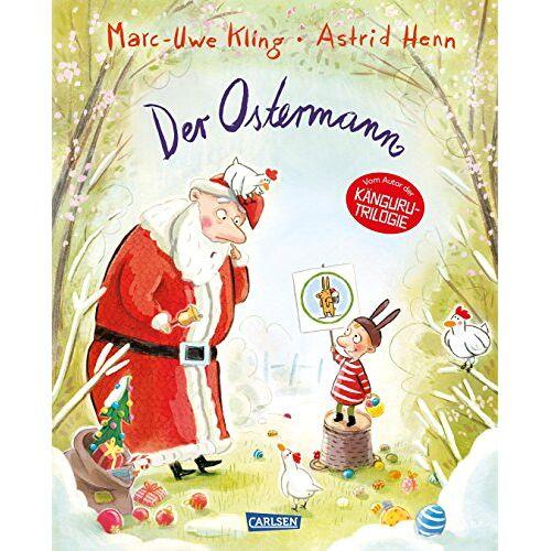 Marc-Uwe Kling - Der Ostermann - Preis vom 07.05.2021 04:52:30 h