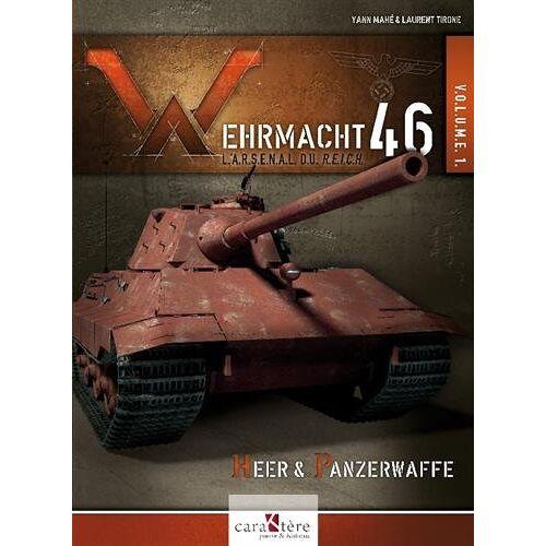 - Wehrmacht 46 - L'arsenal du Reich : Volume 1 - Preis vom 07.09.2020 04:53:03 h