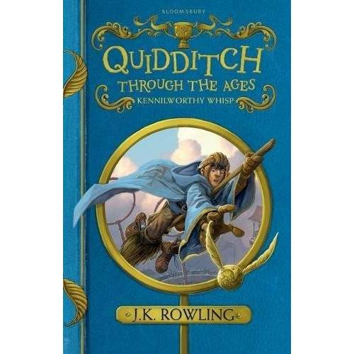 Rowling, J. K. - Quidditch Through the Ages - Preis vom 11.05.2021 04:49:30 h