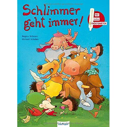 Regina Schwarz - Schlimmer geht immer! - Preis vom 17.04.2021 04:51:59 h