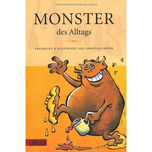Christian Moser - Monster des Alltags, Band 1: Monster des Alltags - Preis vom 23.02.2021 06:05:19 h