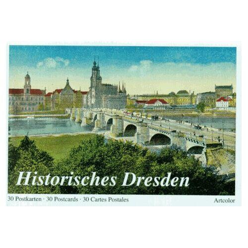 - Historisches Dresden. 30 Postkarten /30 Postcards /30 Cartes Postales - Preis vom 21.10.2020 04:49:09 h