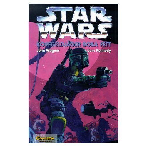 Matt Wagner - Star Wars, Bd.14, Kopfgeldjäger Boba Fett - Preis vom 21.10.2020 04:49:09 h