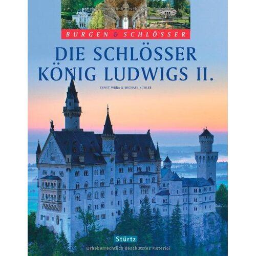 Michael Kühler (Autor) - Die Schlösser König Ludwigs II.: Burgen & Schlösser - Preis vom 26.02.2021 06:01:53 h