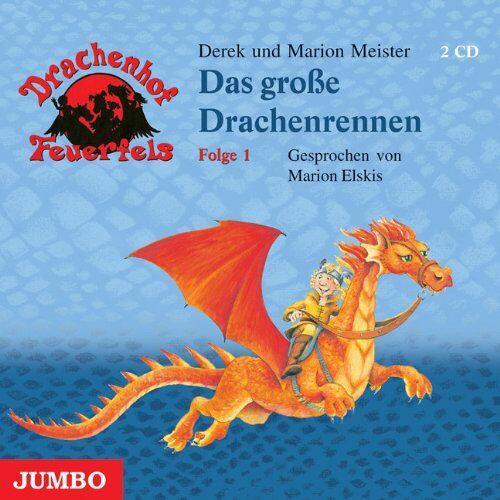 Derek Meister - Drachenhof Feuerfels Folge 1 - Drachenrennen - Preis vom 05.03.2021 05:56:49 h