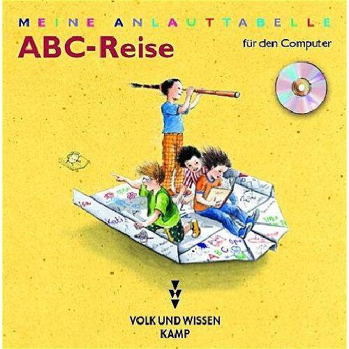 Nina Bartonicek - Sprechende Anlauttabelle ABC-Reise - Preis vom 05.09.2020 04:49:05 h
