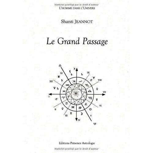 Shanti Jeannot - Le grand passage - Preis vom 30.05.2020 05:03:23 h