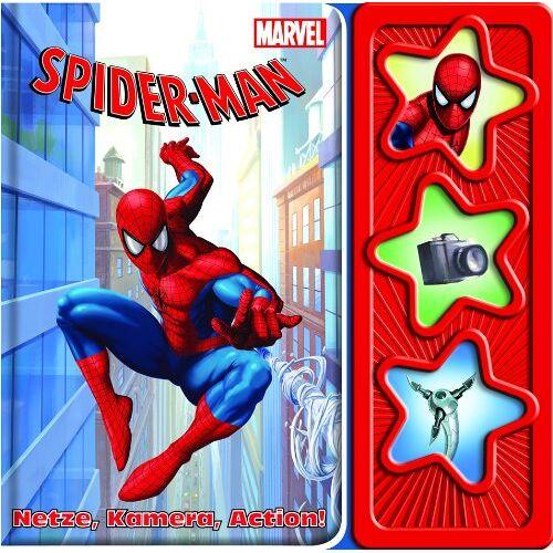 Marvel - Spiderman - Netze, Kamera, Action! - Preis vom 18.04.2021 04:52:10 h