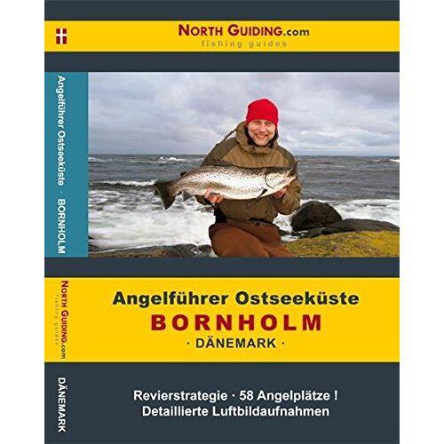Michael Zeman - Angelführer Bornholm 58 Angelplätze mit Luftbildaufnahmen und GPS-Punkten - Preis vom 20.10.2020 04:55:35 h