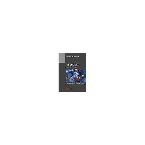 Wechsler, Johannes G. - Adipositas. - Preis vom 11.05.2021 04:49:30 h