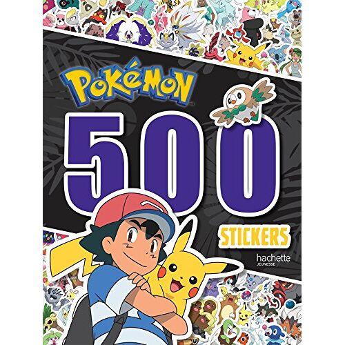 - 500 stickers Pokémon - Preis vom 16.04.2021 04:54:32 h