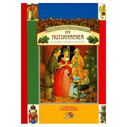 Hoffmann, E. T. A. - Der Nussknacker - Preis vom 20.10.2020 04:55:35 h