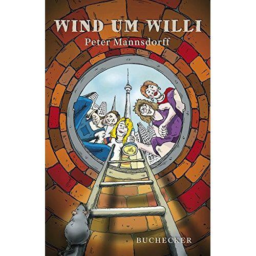 Peter Mannsdorff - Wind um Willi - Preis vom 08.03.2021 05:59:36 h