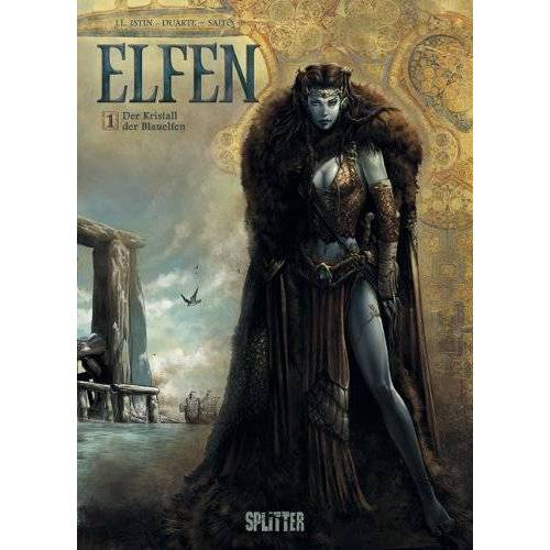 Jean-Luc Istin - Elfen 01. Der Kristall der Blauelfen - Preis vom 14.04.2021 04:53:30 h