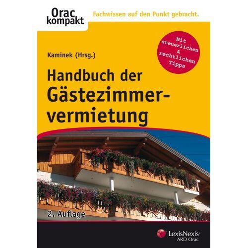 Sigrid Raeth - Handbuch der Gästezimmervermietung - Preis vom 14.04.2021 04:53:30 h