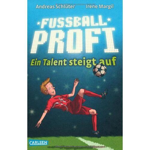 Andreas Schlüter - Fußballprofi, Band 2: Fußballprofi - Ein Talent steigt auf - Preis vom 04.09.2020 04:54:27 h