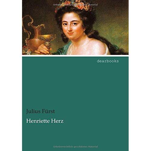 Julius Fuerst - Henriette Herz - Preis vom 25.09.2020 04:48:35 h