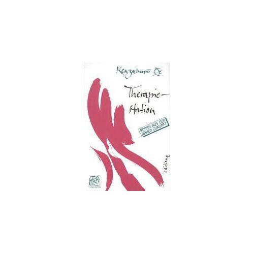 Kenzaburo Oe - Therapiestation. Roman aus der nahen Zukunft - Preis vom 24.02.2021 06:00:20 h