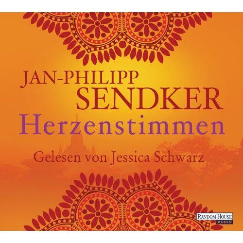 Jan-Philipp Sendker - Herzenstimmen - Preis vom 20.10.2020 04:55:35 h