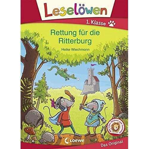 - Leselöwen 1. Klasse - Rettung für die Ritterburg - Preis vom 07.05.2021 04:52:30 h
